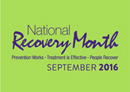 National Recovery Month panel of events